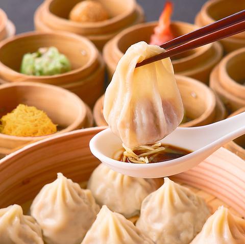 いつでも熱々な本格台湾小籠包&中華料理とスイーツ食べ放題レストラン♪