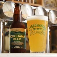 醸造所併設の店舗ならではの、自家製ビールを堪能♪