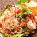 料理メニュー写真春雨サラダ「ヤム・ウンセン」