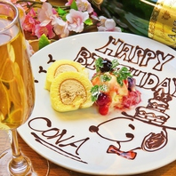 誕生日&記念日おまかせ!