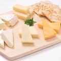 料理メニュー写真チーズの盛り合わせ