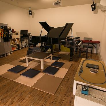 音楽準備室の雰囲気1