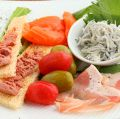 料理メニュー写真◆おまかせアンティパストミスト(盛り合わせ:5種)