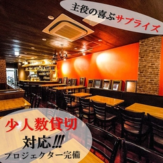 BURGER'S CAFE BAYTIME! バーガーズカフェ ベイタイムの雰囲気1