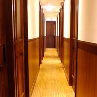◆上質な個室空間◆
