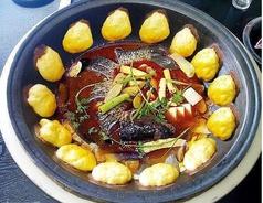 東北人家鉄鍋の写真