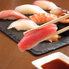日本酒と鮨 漁師めしのおすすめ料理1