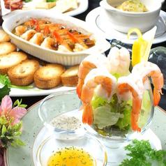 Dining and Bar CRADLE クレイドルのコース写真