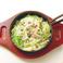 料理メニュー写真アンチョビとキャベツの鉄板焼き