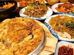 韓国家庭料理 姫の画像