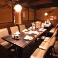 12名様テーブル個室