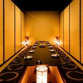 酒と和みと肉と野菜 札幌すすきの店の雰囲気2