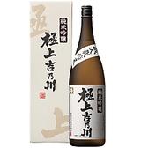 【極上吉乃川】地元で契約栽培された【五百万石】を使用して醸し出したこだわりの特別純米酒。口当たりなめらかな米本来の旨味と香りが生きる、ふくらみのある出来映え