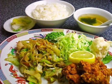 中華料理 ちゅー 東店のおすすめ料理1