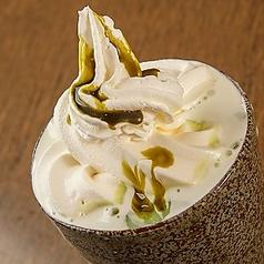 チョコ&バニラソフトクリーム