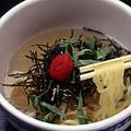料理メニュー写真和風冷麺