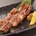 料理メニュー写真仙台牛たん塩焼