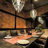 6名様から12名様まで◎宴会、合コンに最適♪個室でA4和牛料理をお楽しみください。