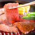 全席タッチパネルで注文楽々♪タイミングを気にすることなくお肉を頼んでいただけます!