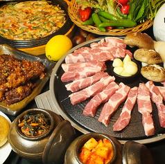 韓国料理 絆 KIZUNAの写真