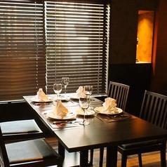 デートや女子会に♪自慢のお料理とお酒を、気兼ねなく味わうことができる至福の空間を是非。