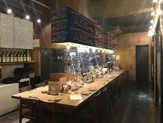 イタリア食堂 SANNOKATA さんのかたの雰囲気1