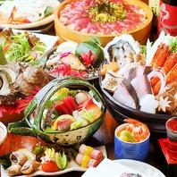 金山◆おすすめの飲み放題付居酒屋宴会コース4000円~!