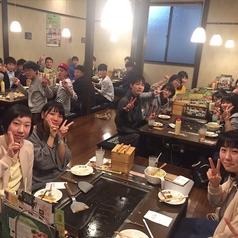 道とん堀 新潟中野山店の雰囲気1