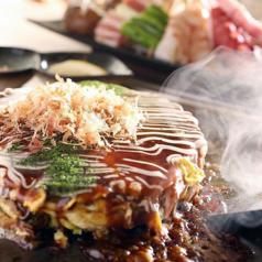 もんじゃ屋 Rikyu ナディアパーク前 栄店のおすすめ料理1