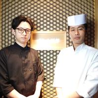 熟練の料理人