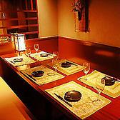 6名様テーブル個室完全個室です