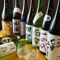 日本酒×干物の相性が◎◎
