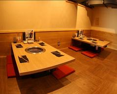 【2階】4名用お座敷席が3卓