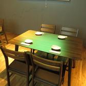 女子会や会社帰りに最適な4名様用の席!連結・切り離し可能な為あらゆる人数に対応致します。【天文館 二次会 飲み放題 食べ放題 個室 ソファ カラオケ サプライズ 宴会 せんべろ】