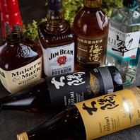 なかなか手に入らない日本酒が種類豊富★