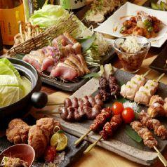 地養鶏 個室 とりきゅう 亀戸本店のおすすめポイント1