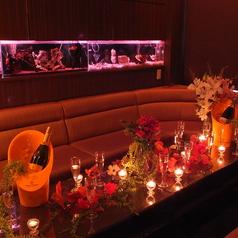 デートや女子会、誕生日会など様々な宴会に完全個室はぴったり♪2名様~15名様利用可能。