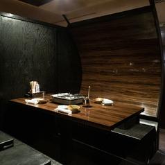 人気のドーム型半個室。コンパや女子会に人気のお席です。6~8名様用