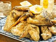 旭川名物【新子焼き】じっくり焼き上げた若鶏