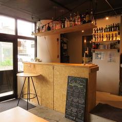 Tokyo Guesthouse Oji Cafe&Barの雰囲気1