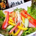料理メニュー写真倉之味サラダ