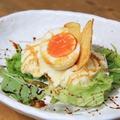 料理メニュー写真<名物 八福神>ポテトサラダ