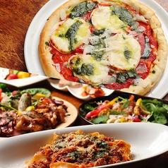 肉と魚介の個室イタリアンワインバル Volognese ボロネーゼのコース写真