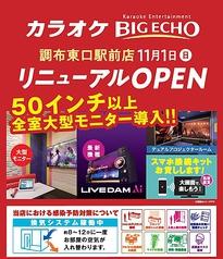 ビッグエコー BIG ECHO 調布東口駅前店の写真