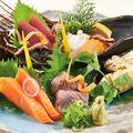 料理メニュー写真≪人気≫新潟鮮魚入り 刺身5種盛合せ <一人前>