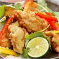 料理メニュー写真若鶏のザンギ