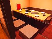 2名様~お使いいただける個室♪2階は完全個室でのご用意。デートにも最適。