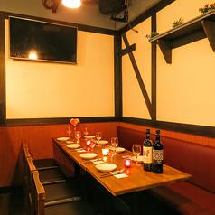リコピン モンスーン Lycopene Monsoon 渋谷ストリーム隣店の雰囲気1