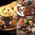 料理メニュー写真「お一人様一皿づつ」ビストロコース各種2500円より enso肉宴会コース3500円等多数ご用意