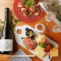 常時200種類の日本酒と和牛を味わう肉バル☆